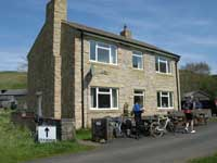 Barrowcurn Tearoom, Alwinton