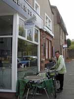 Beech Tree cafe, Dunblane