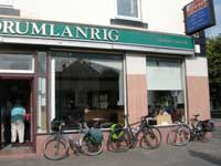 Drumlanrig Cafe, Thornhill