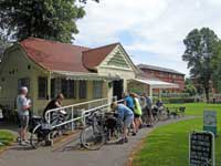 Dock Park Cafe, Dumfries