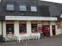 The mountain coffee company, Gairloch