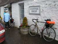 Town and country cafe, Killearn