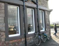 Harbour (Maggie Finns) cafe, Fisherrow