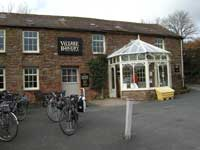 Village Bakery cafe, Melmerby