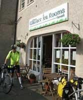 The Wallace Tearooms, Lanark