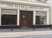 Allanwater cafe, Bridge of Allan