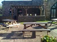 Eden cafe, Brougham Hall, Penrith