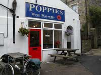 Poppies Tea Room, Settle
