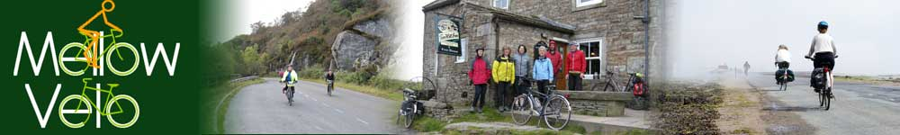 We are an Edinburgh based group who enjoy cycling in the countryside